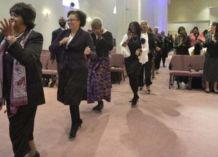 Young at Heart Sunday Service (Highlighting those age 55 and better!)