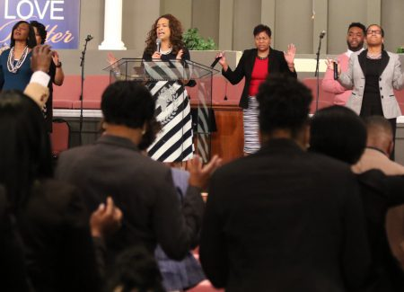 Sunday Worship Services and Young at Heart Sunday Service (Highlighting those age 55 and better!)