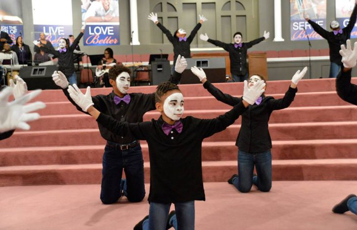 Youth Mimes