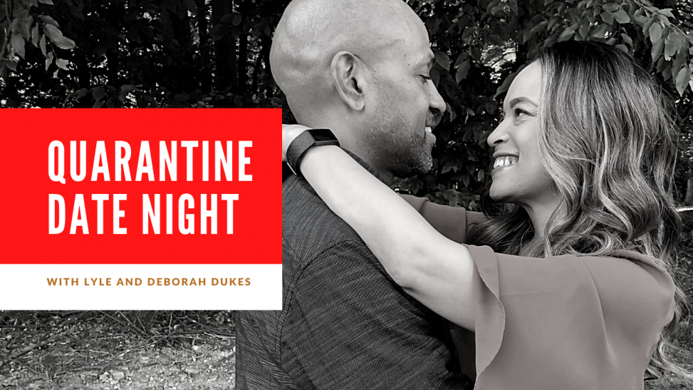 Quarantine Date Night Image