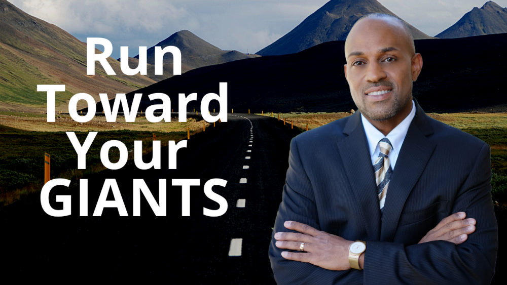 Run Toward Your Giants Image