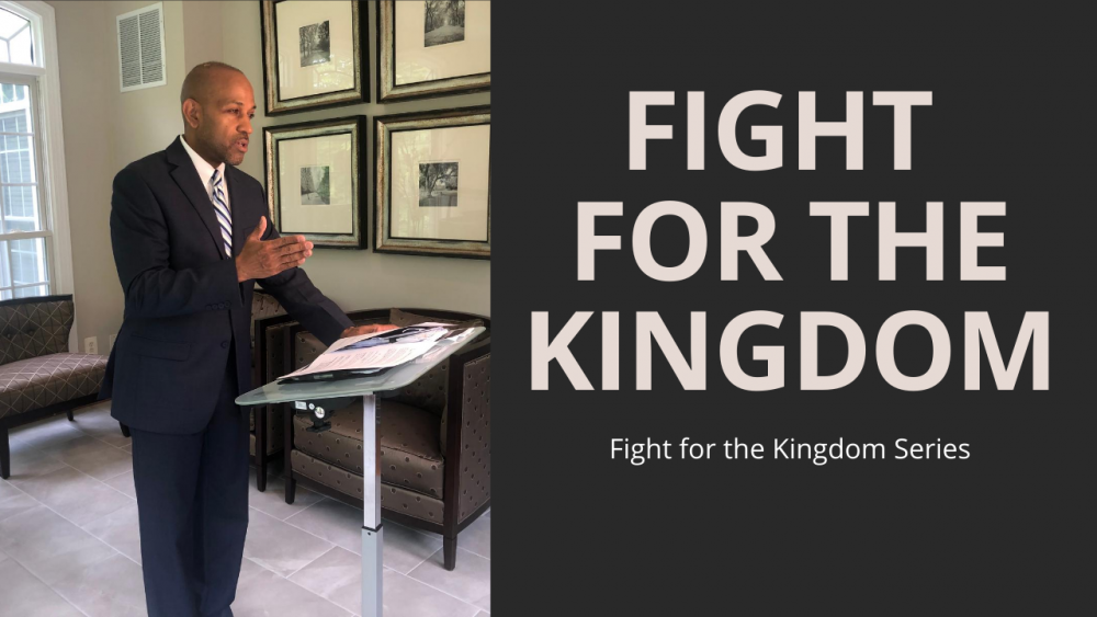 Fight For The Kingdom Image